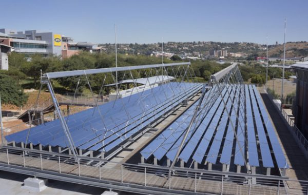 Solar Thermal Collectors for Process Heat